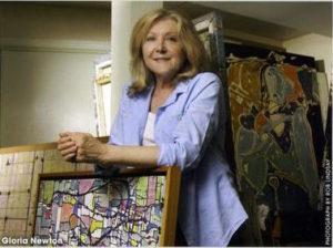 Gloria Newton, artist