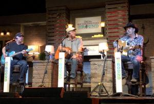 Hit Songwriters in the Round - Branson - Billy Yates, Wood Newton, Rafe Van Hoy